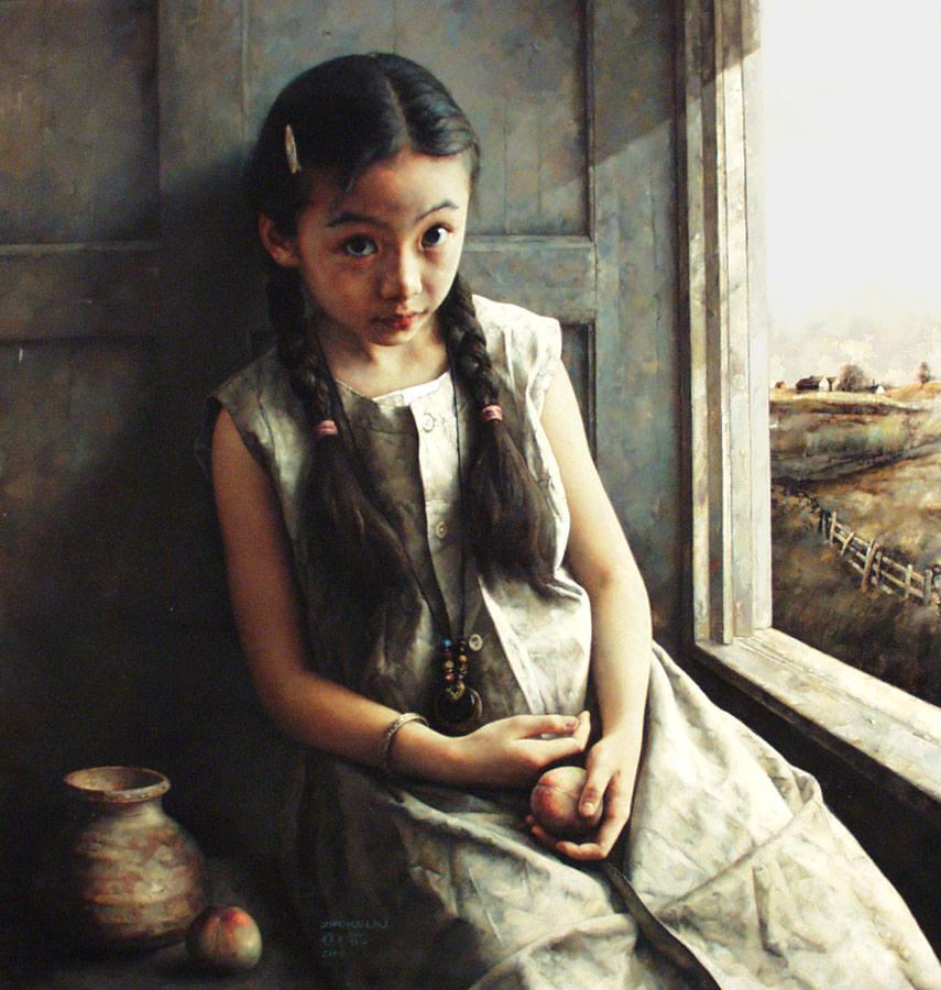 Zhao Kailin | Cuaderno de retazos