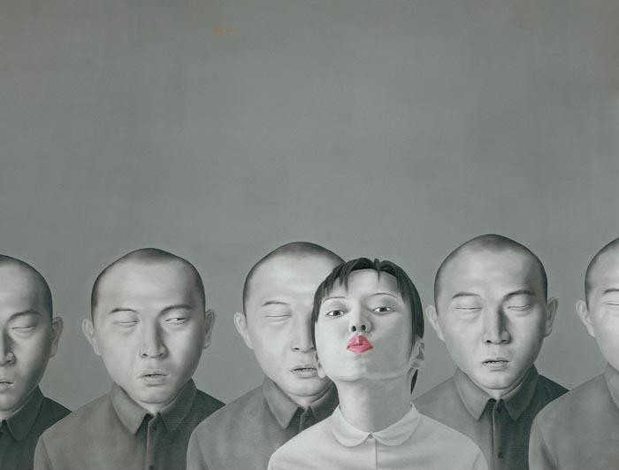 Pintura de Chen Yu