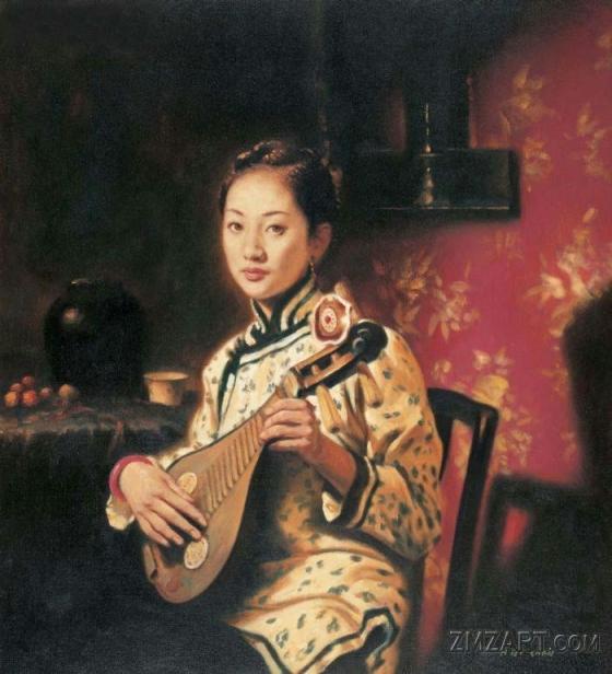 ◦˚ღ ســـجل حضــورك بــلوحه فنية ღ˚◦ - صفحة 99 Chen-hongqing08