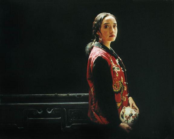 لوحات الفنان Chen Hongqing Chen-hongqing1