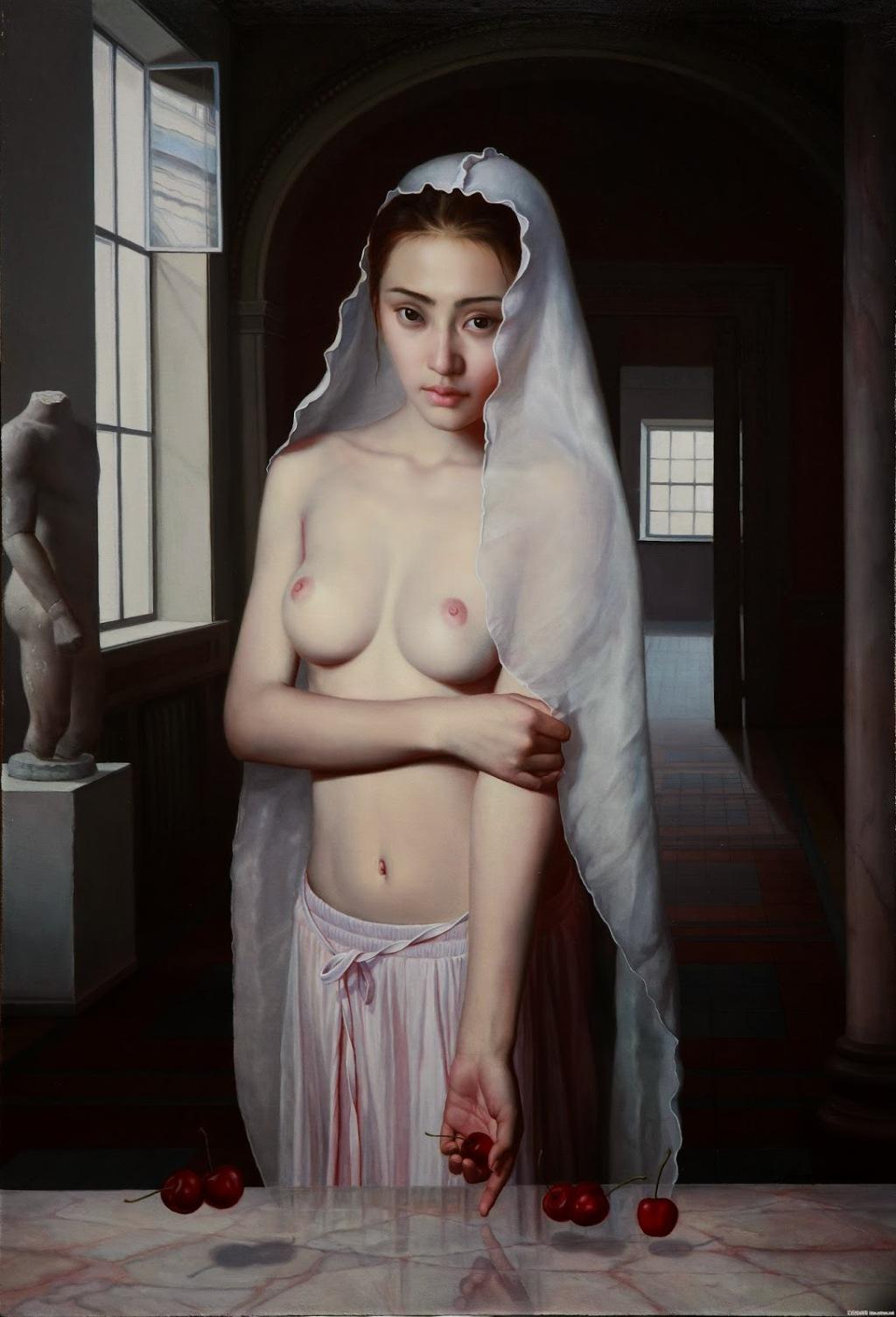 Liu Yaming  _paintings_artodyssey (2)