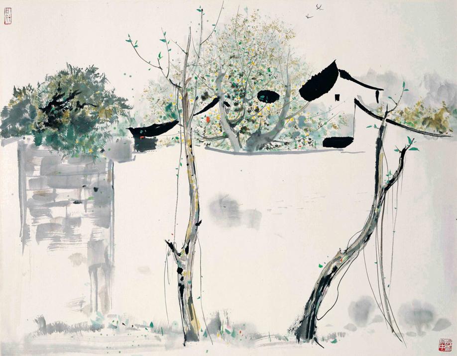 Wu Guanzhong12