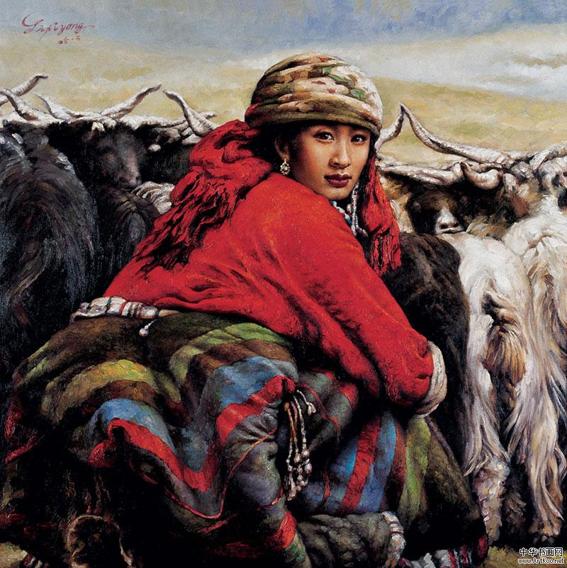 Hua Chen Paintings Sale