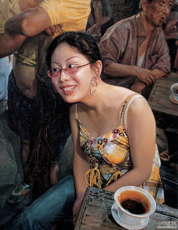 Ilustraciones de Che Nanjian
