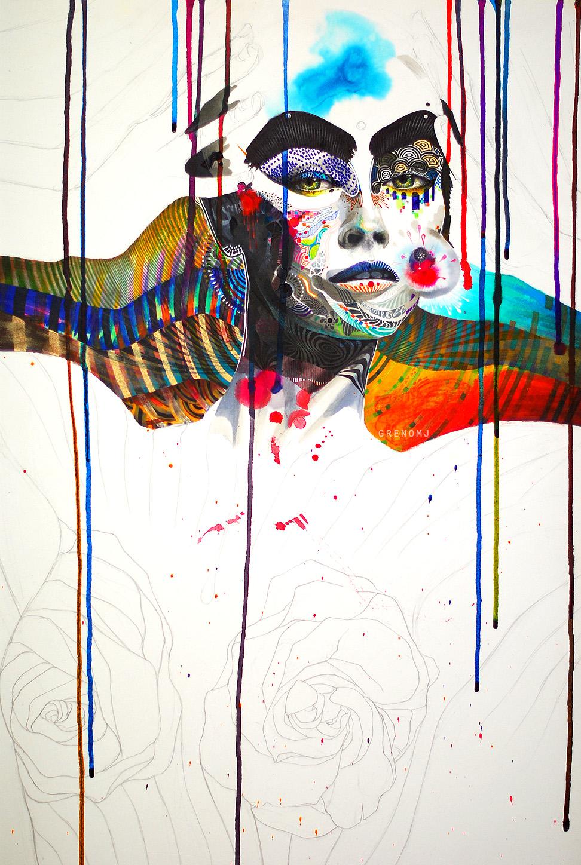 El pintor y mi novia - 2 10