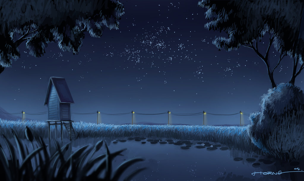 Kampung_Nightscape_2_by_bramLeech