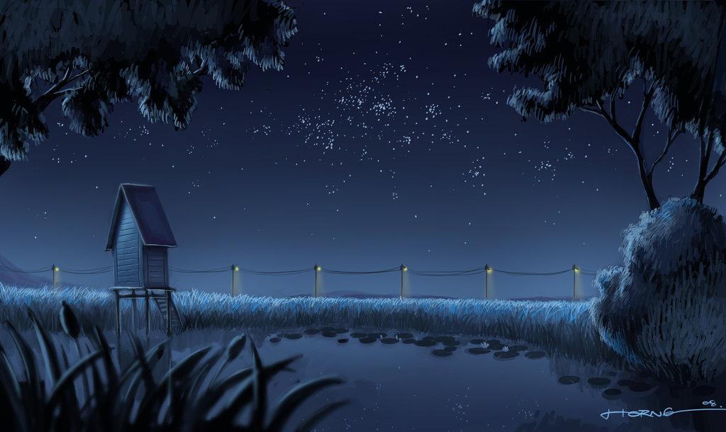 Kampung_Nightscape_2_by_bramLeech