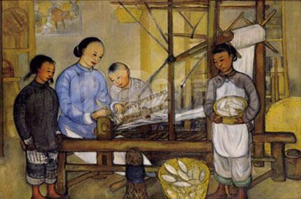 female-weavers