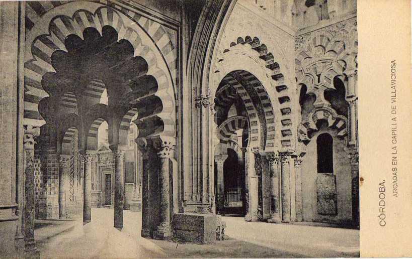 Mezquita de córdoba16