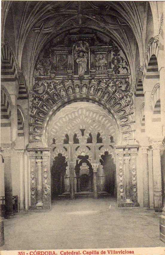 Mezquita de córdoba18