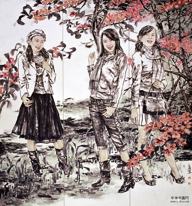 Yin Jinhua09