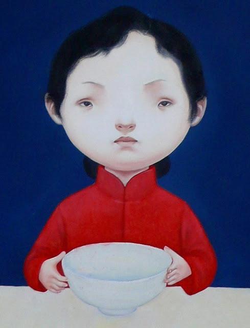 Lin Hairong_paintings_China_artodyssey1