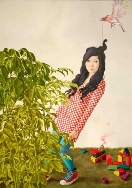 Zhi Shaoqing _ paintings  (6)