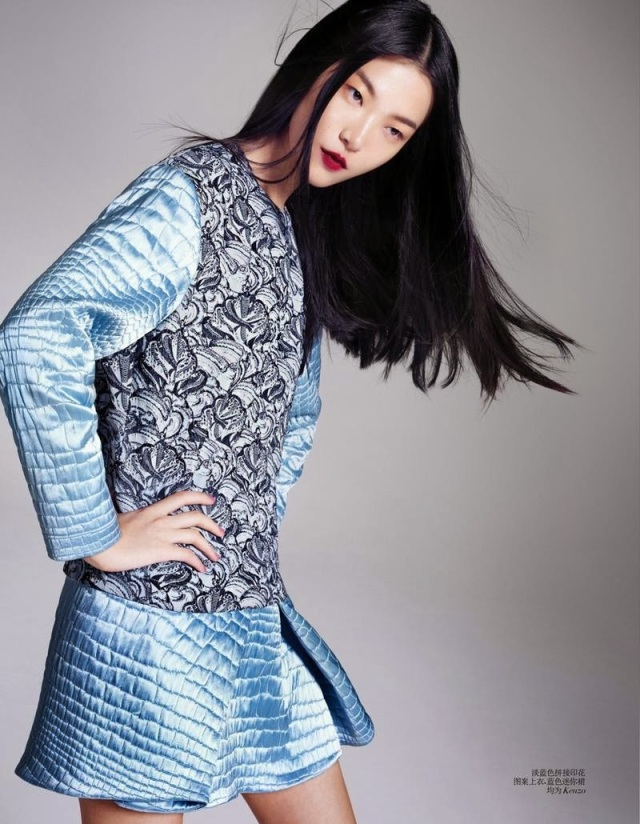 Tian Yi - Vogue China, October 2013 - 7