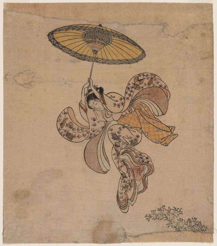 Suzuki Harunobu (1838)