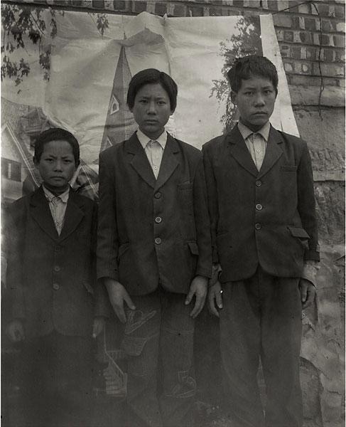 tres muchachos
