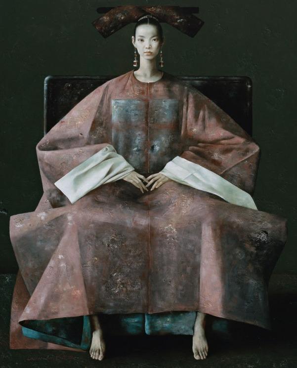 Mujer en el trono - 2003