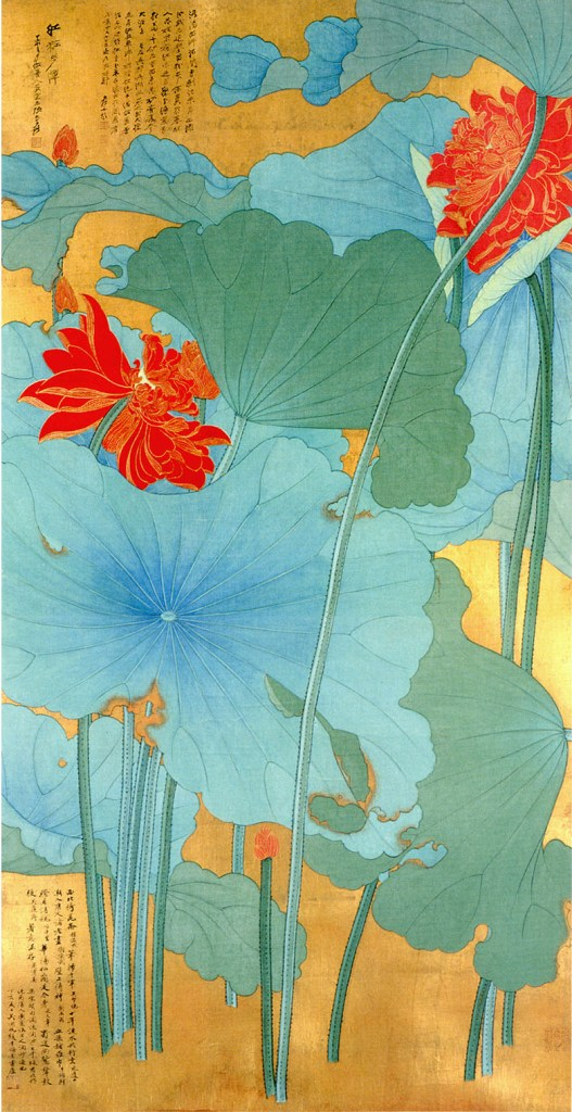 Zhang Daqian lotos01