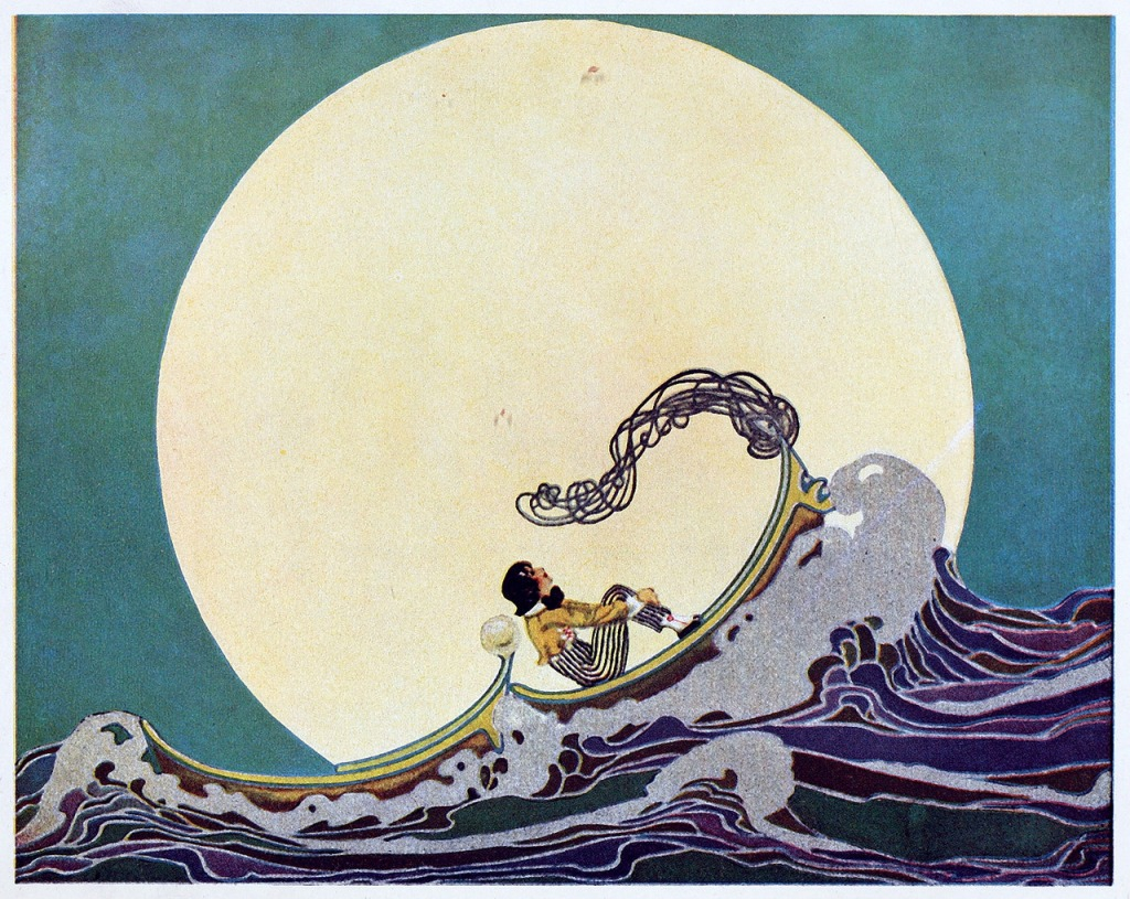 Dream boats and other stories, written and illustrated by Dugald Stewart Walker, New York, 1920