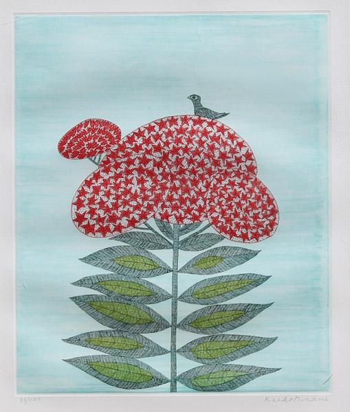 Minami-Flower-framed