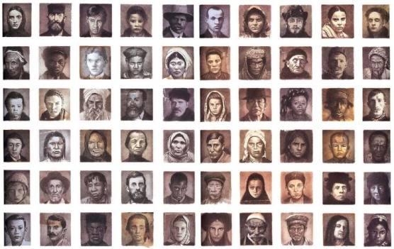 Resultado de imagen de imagenes de la novela grafica Emigrantes, de Shaun Tan