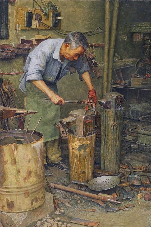 张飞(Zhang Fei)-www.kaifineart.com-2 (1)