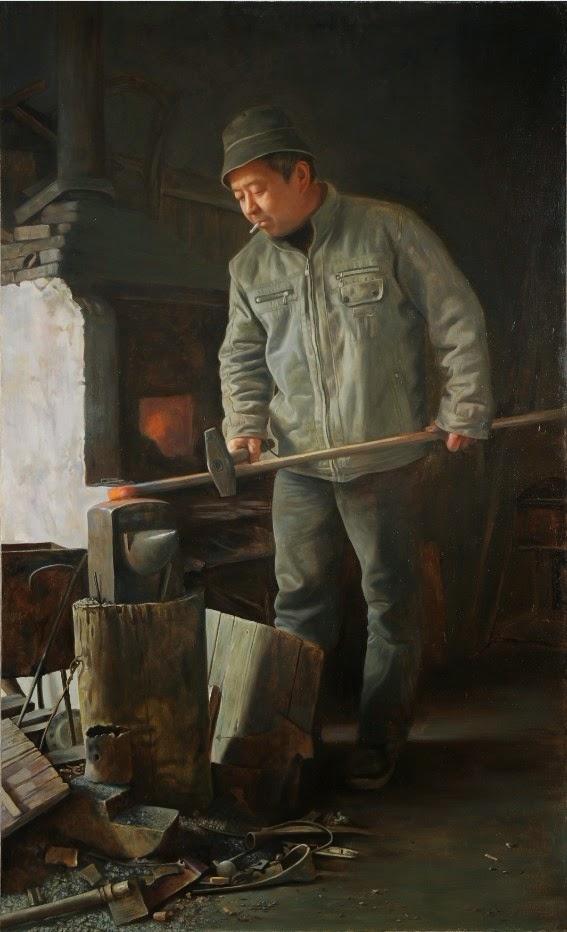 张飞(Zhang Fei)-www.kaifineart.com-3 (1)