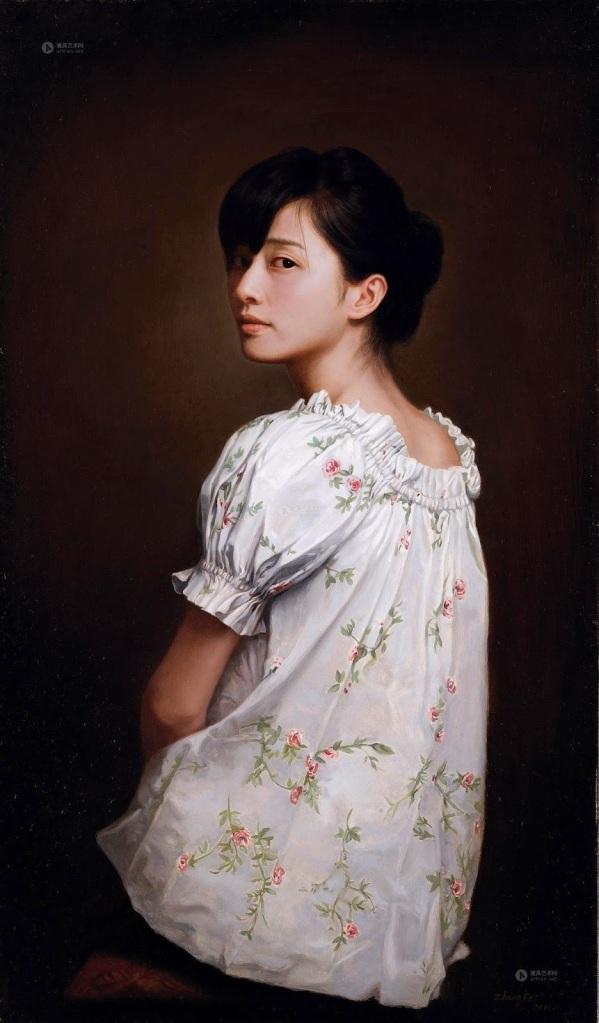 张飞(Zhang Fei)-www.kaifineart.com-3
