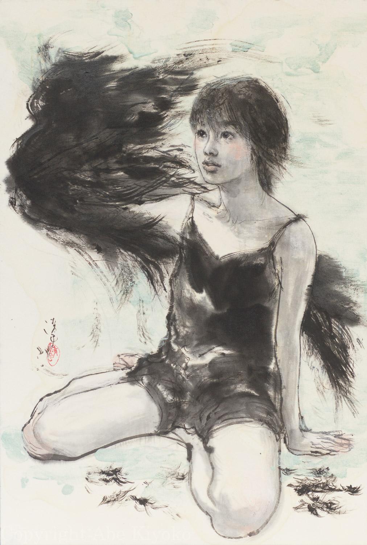 阿部清子(Abe Kiyoko)-www.kaifineart.com-2