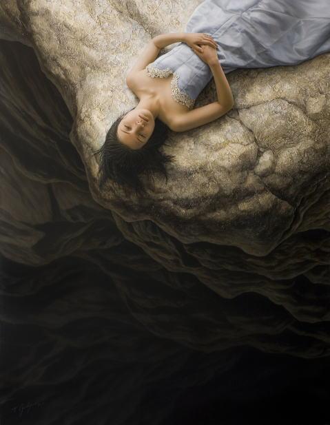 Tamura Yoshiyasu pintura1