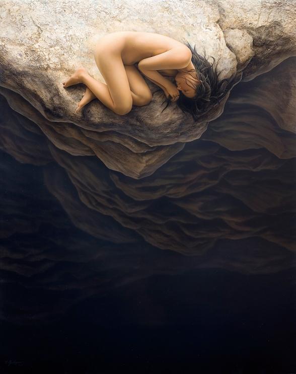 Tamura Yoshiyasu pintura2