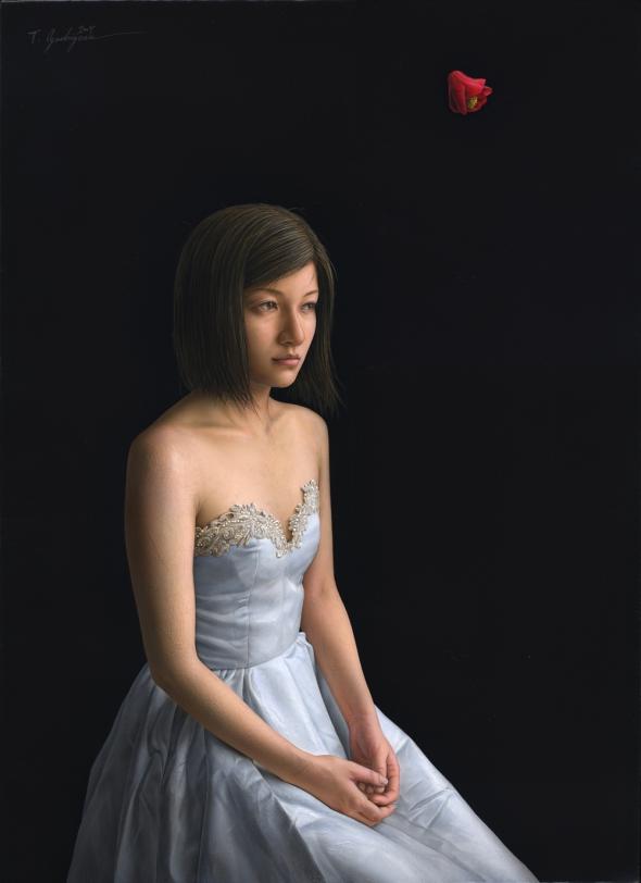 Tamura Yoshiyasu pintura7