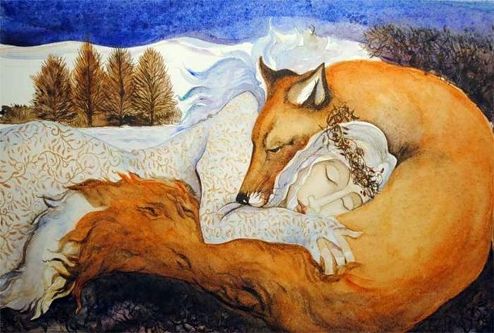 Jackie Morris - Tutt'Art@ (11)