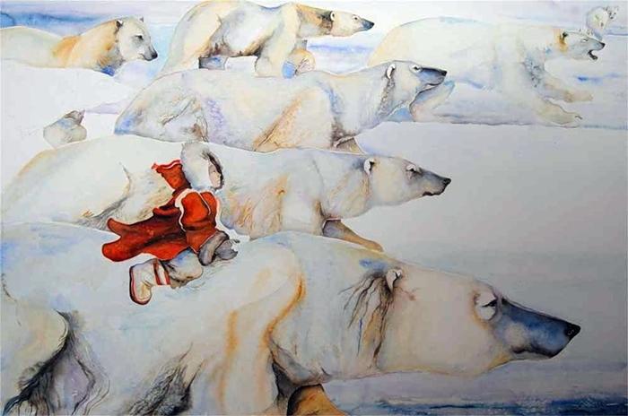 Jackie Morris - Tutt'Art@ (8)